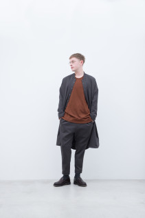 Coat / A9_NC102CT : NMACT 29500+tax br; Cut&Sewn / A9_NC131TF : NN2LT 16000+tax br; Pants / A9_NC103PF : NS3PT 21500+tax br;