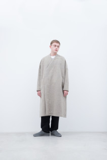 Coat / A9_NC211CT : NWVCT 68000+tax br; Shirt / A9_NC015SF : NLSNS 19500+tax br; Knit / A9_NC194TF : NNBLT 21000+tax br; Pants / A9_NC184PF : NTMPT 23500+tax br;